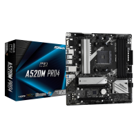 ASROCK A520M PRO4 /AM4