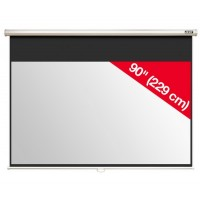 Acer M90-W01MG Projection Screen 90'' (16:9) Wall & Ceiling Gray Manual