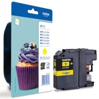 Brother LC-123 Yellow Ink Cartridge for MFC-J4510DW