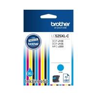 Brother LC-525 XL Cyan Ink Cartridge High Yield