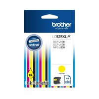 Brother LC-525 XL Yellow Ink Cartridge High Yield