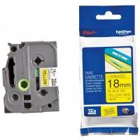 Brother TZe-641 Tape Black on Yellow