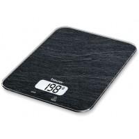 Beurer KS 19 slate kitchen scale; 5 kg / 1 g