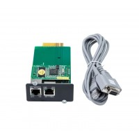 ABB Winpower SNMP Card PowerValue For PowerValue only. Includes SPS so