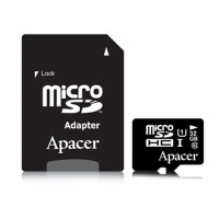 Apacer 32GB Micro-Secure Digital HC UHS-I Class 10 (1 adapter)