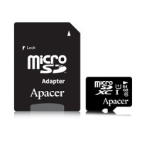Apacer 64GB Micro-Secure Digital XC UHS-I Class 10 (1 adapter)