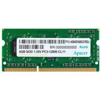 Apacer 4GB Notebook Memory - DDR3 SODIMM 512x 8