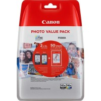 Canon PG-545XL/CL-546XL Photo Value Pack