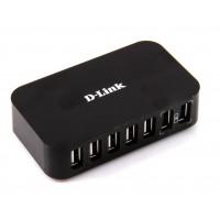 D-Link 7-Port USB 2.0 Hub