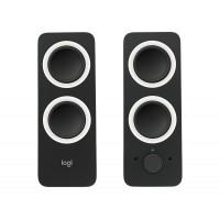 Logitech 2.0 Speakers Z200 - Midnight black